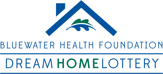 Bluewater Health Foundation - Dream Home Lottery